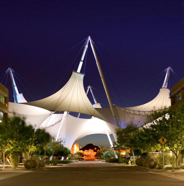 Ftl Design Engineering Studio Tensile Architecture