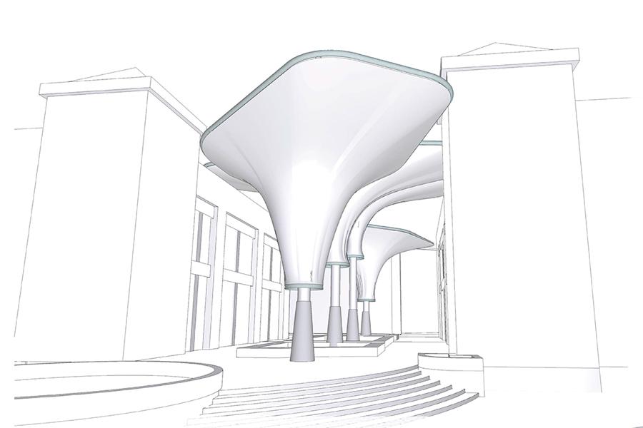 prevnext  sc 1 th 183 & FTL Design Engineering Studio | Tensile Architecture Lightweight ...