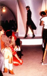 066 Bergdorf Azzed line Show 1982 4a